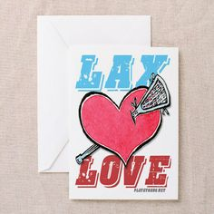 Play Strong® Lacrosse Valentines