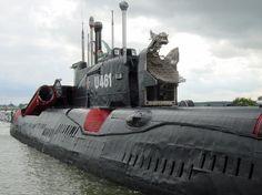Rocketumblr | Juliett class submarine