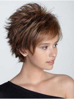 Los mejores estilos de pelo lindas para Cabello corto