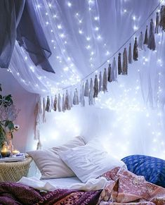Galaxy String Lights, Urban Outfitters $14.99