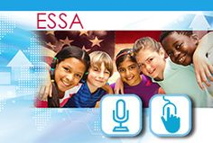 Under #ESSA federal law, health and physical education are now included as part of a student's well-rounded education! Listen to our podcast and find other ESSA resources!