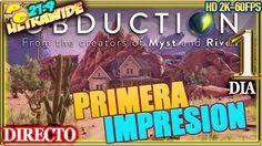 DIRECTO - OBDUCTION + sorteo 2 keys one tower beta #1 PRIMERA IMPRESION ...