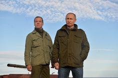 ТАСС: Общество - Путин и Медведев решили провести выходные в Новгородской области