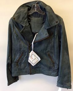 #ForJoseph #Moto #Jacket #NWT #Leather | Size L | Retail $159 | Our Price $76! Call for more info (781)449-2500. #FreeShipping #ShopConsignment  #ClosetExchangeNeedham #ShopLocal #DesignerDeals #Resale #Luxury #Thrift #Fashionista