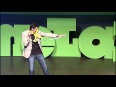 """""""CRISPR o la revolución de la edición genética"""" por Marco de Mesa (Semifinal de Famelab España 2016) - YouTube"""