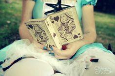 Alice in Wonderland Photography. Photography. Portrait