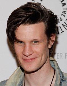 Matt Smith Teeth