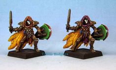 Overlords, Shadow Legionnaire's, Reaper Miniatures, Tabletop gaming, Warlord, John 'Scarab' Salmond, Miniatures