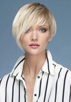 Asymmetrical Haircut Short Hair. «