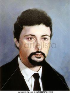 Retrato de J. Miguel Castro Jorge.