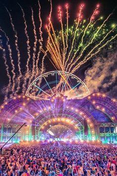 Tomorrowland 2014 uno de mis festivales favs de música electrónica