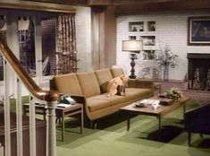 Bewitched living room