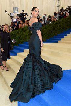 Met Gala 2017: The Best-Dressed Celebrities | Katie Holmes in Zac Posen