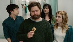 Shot from the movie It's Kind of a Funny Story (2010)