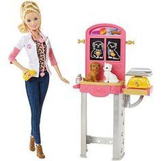 Barbie® Careers Pet Vet Playset
