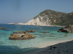 my favorite beach. Sounds Like, Places Ive Been, Greece, Beautiful Places, Island, Beach, Water, Travel, Outdoor
