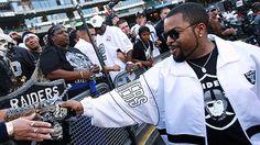 Ice Cube talks film, and his Oakland Raiders - ESPN