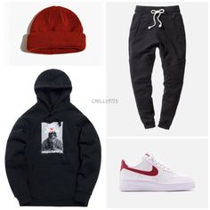Swag Outfits Men, Model Outfits, Tomboy Outfits, Tomboy Fashion, Winter Fashion Outfits, Streetwear Fashion, Cute Outfits, Fresh Outfits, Outfit Grid