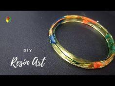 DIY. KERAJINAN EPOXY RESIN (RESIN JEWELRY) / RESIN ART - YouTube Diy Resin Art, Resin Jewelry, Epoxy, Gold Rings, Youtube, Youtubers, Resin Jewellery, Youtube Movies