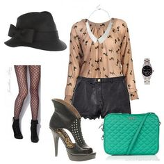 Shorts and tights | Women's Outfit | ASOS Fashion Finder