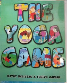 Yoga for Kids- gotta try this with my preschoolers