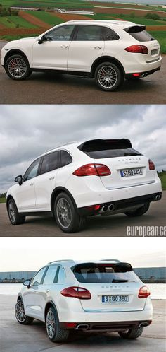 Dream car that I'll never be able to afford, Cayenne Porsche SUV
