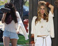 #TBT Post: Back in August of 2012, Selena Gomez was seen entering a restaurant in Woodland Hills, California and we have been desperately tr...