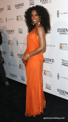Get The Look: Kelly Rowland's Essence Black Women in Music Event ...