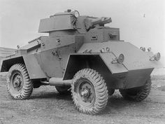 The British authorities asked for a ''wheeled tank''. What they got was developed into a World War 11 armoured car North African Campaign, Ww2 Pictures, Armored Fighting Vehicle, Ww2 Tanks, Armored Vehicles, Armored Car, Military Equipment, Skin So Soft, Old Trucks