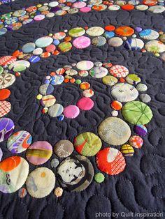 Täcke Inspiration: Modern täcke Månad: Japanska konst täcken