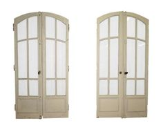 Arched-Wooden-Double-Doors