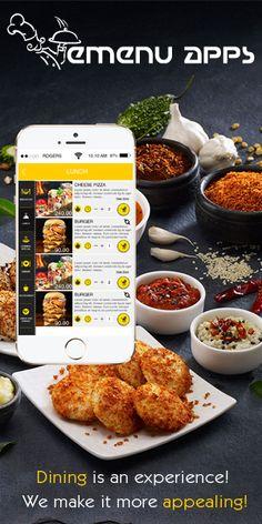 11 Best Electronic Menu Card Images Lunch Chart Menu Cards Best
