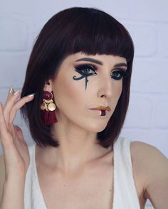 Cleopatra Makeup Tutorial - Makeup Geek