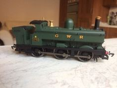 #Hornby gwr class 2721 2732 #0-6-0 panier tank #steam locomotive train dcc fitted,  View more on the LINK: 	http://www.zeppy.io/product/gb/2/182439302675/