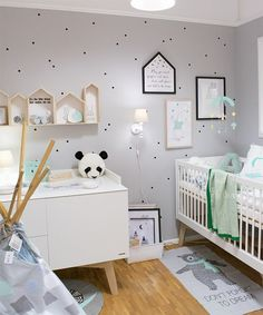 Baby Nursery Decor, Baby Bedroom, Baby Boy Rooms, Nursery Neutral, Girls Bedroom, Scandinavian Nursery Decor, Baby Staff, Baby Room Lighting, Baby Bedding Sets