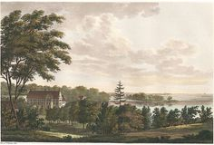 Bjärsjöholm Castle. Ystad, Sweden, 1818 on OneKingsLane.com