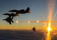 F-15's