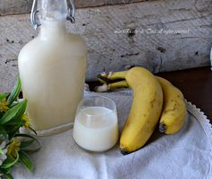 Liquore bananino cremoso