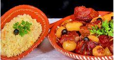 Compilação das mais deliciosas receitas! Irás encontrar sempre alguma que gostes :) Portuguese Recipes, Portuguese Food, Wine Recipes, Hummus, Muffin, Goodies, Meat, Chicken, Breakfast