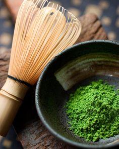 Chasen and Macha tea Cha no yu Cerimonia del tè giapponese