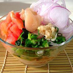 暑いですなぁ 新生姜の甘酢も添えました - 88件のもぐもぐ - モーニングそうめん by sasachanko