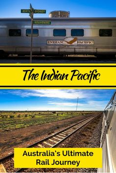 Crossing Australia on the famous Indian Pacific Train is a stunning way to see the heart of Australia. The journey goes from Sydney to Perth, Australia. See what it is like to be on the train.
