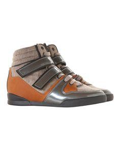Basket à scratchs - Chaussures - Femme - The Kooples