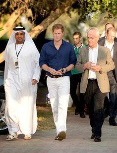 Prince Harry attends Sentebale Polo Cup - Photo 3   Celebrity news in hellomagazine.com