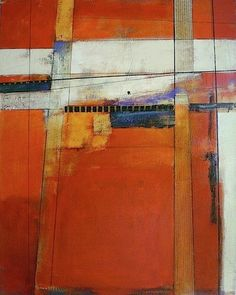 vertical format - KAREN JACOBS  contemporary and abstract paintings #artiste #contemporain