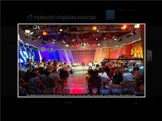 FFB / set design for the broadcast Al Posto Tuo