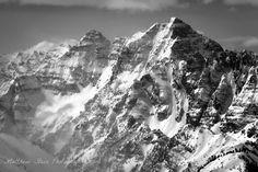 Pyramid Peak in Aspen, CO. Gorgeous isnt it?