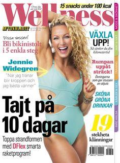 Tajt på tio dagar med nya numret av Aftonbladet Wellness