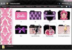 Fashion Folders Icons