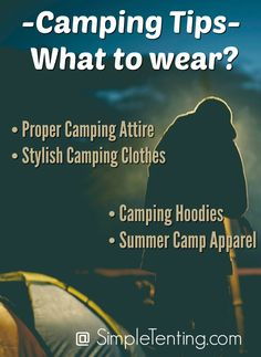 Camping Clothes for men, women and even kids. We have camping clothes for the whole crew. Check out our varies articles of proper camping attire, stylish camping clothes, camping hoodies, summer camping clothes!!